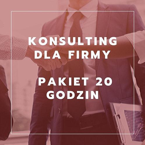 Konsulting biznesowy dla firm