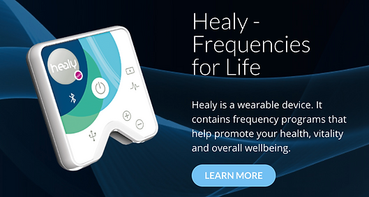 Healy bioresonance microcurrent device for natural healing