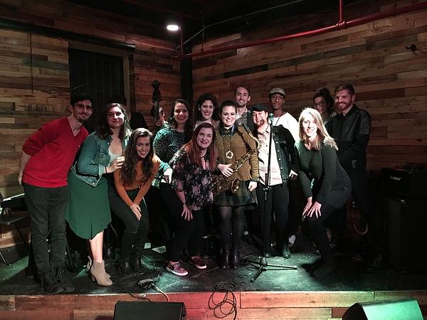 Boston Conservatory Alumni