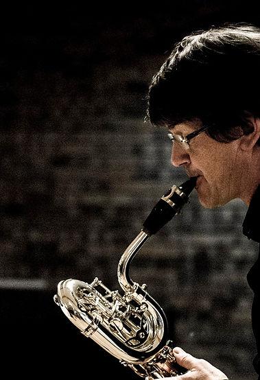 Jean-Michel Goury - Saxophonist