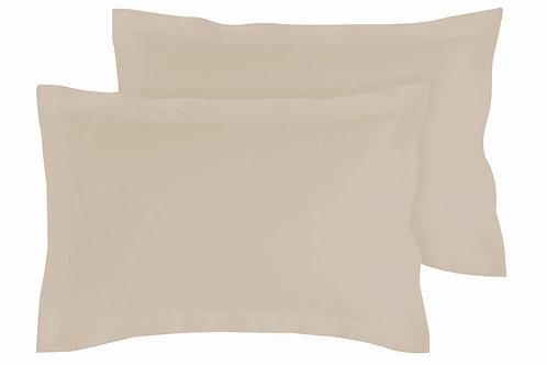 Moon White Pillowcase