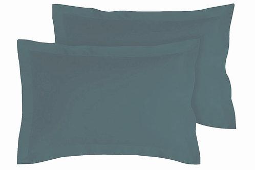 Gray Green Pillowcase