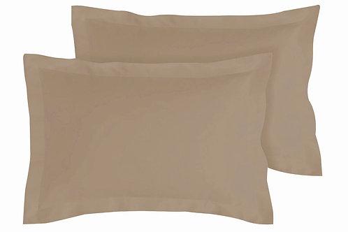 Beige Pillowcase