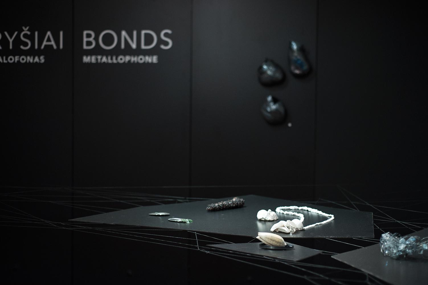 METALLOphone: bonds, exposition