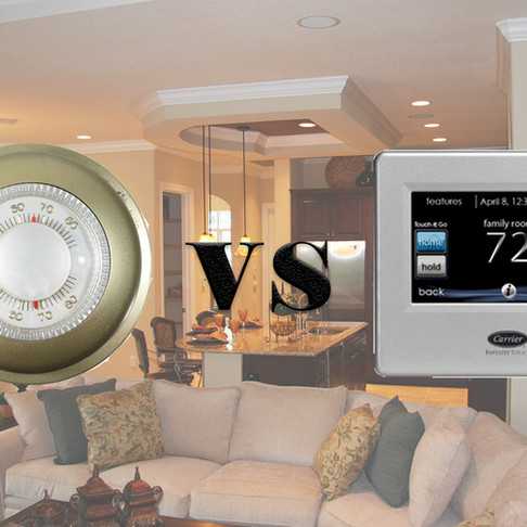 Programmable Thermostats:             Innovation or Hype?