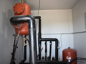 geothermal piping