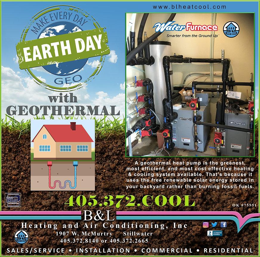 TV Spotlight April 25 2021 geothermal ea