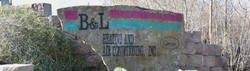 B&L sign out front