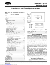 Carrier Thermostat Manual