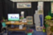 Stillwater Home Builders 30th Annual Home and Garden Show 2019 B&L HVAC booth