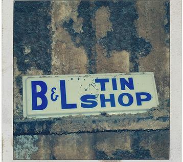 B&L Tin Shop