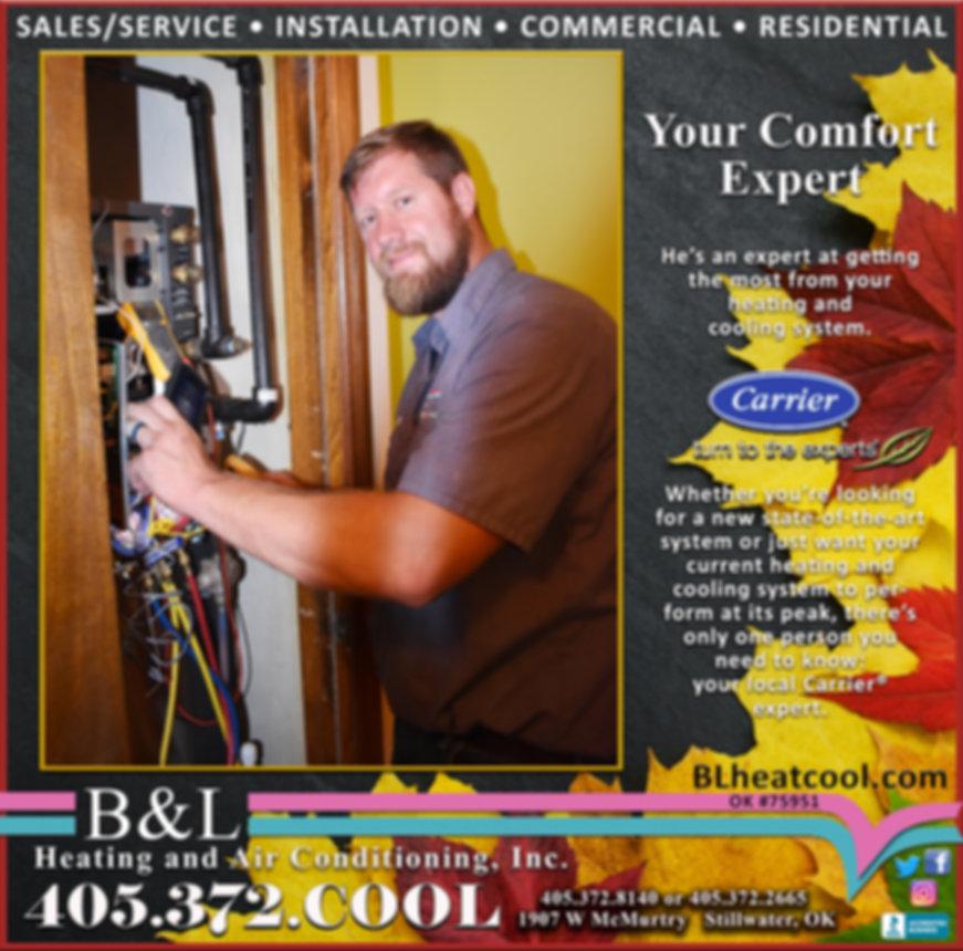 TV Spotlight September 29 2019 comfort e
