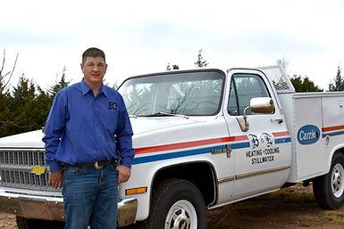 restor B&L service truck