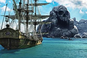 bigstock-Search-For-Skull-Island-Pirat-2