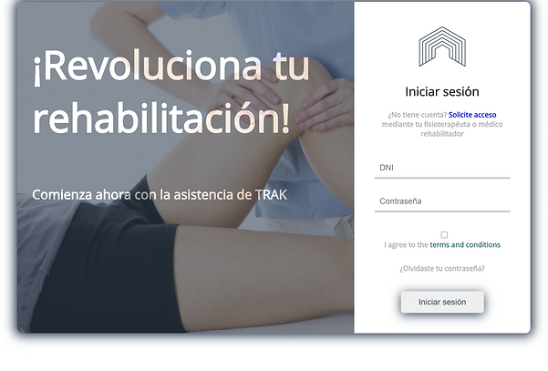 revoluciona u rehabilitación