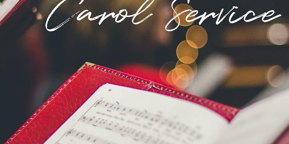 Christmas Eve Traditional Carol Service