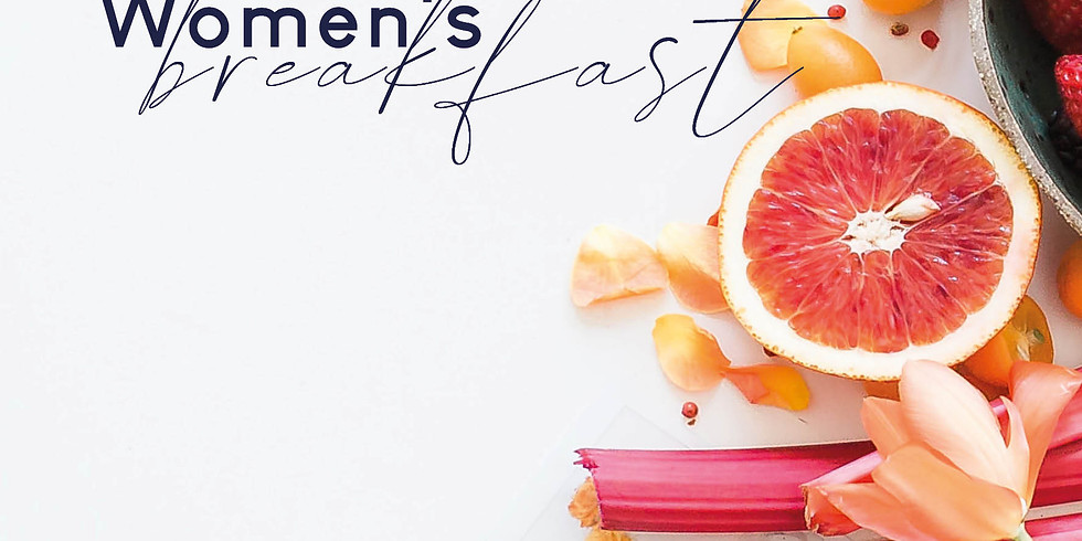 Women's Breakfast: Where is God when it hurts? Finding God in tough places...