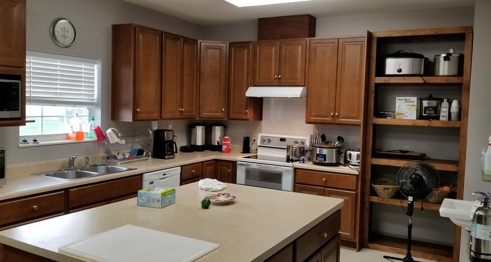 Massie House Kitchen