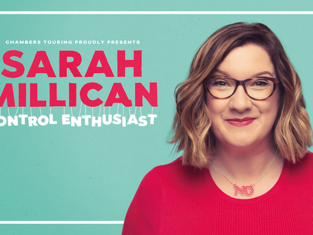 Sarah Millican LIVE - Regal Theatre ★★★★✩