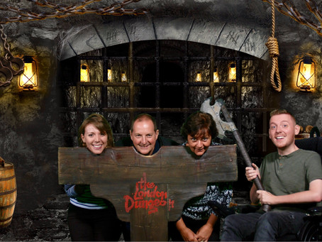 The London Dungeons ★★★★✩