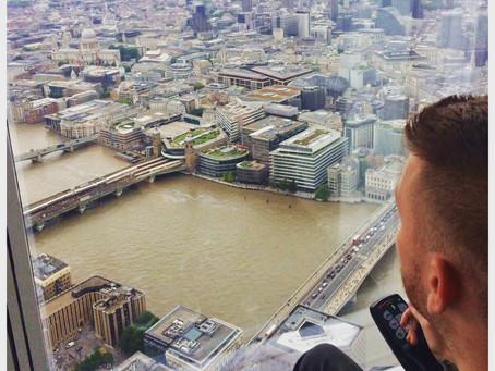 Exploring London & The Shard