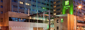 Official photo of the exterior of the hotel - take from the Holiday Inn website