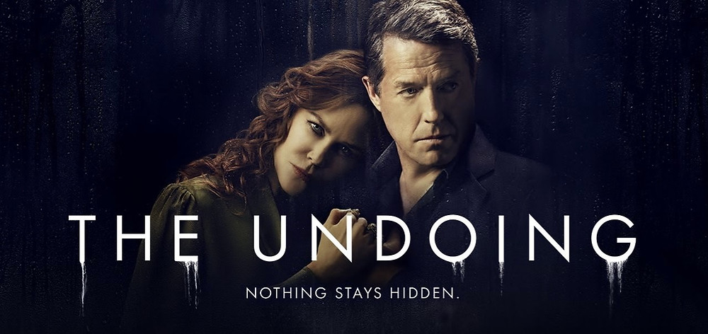 Official poster for The Undoing tv show