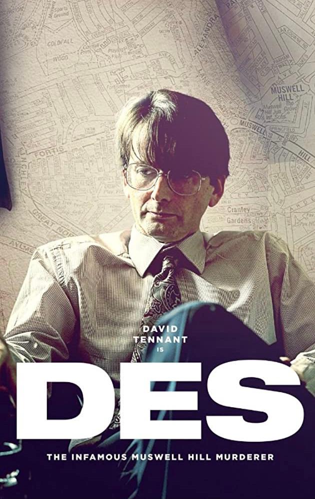 Des TV poster