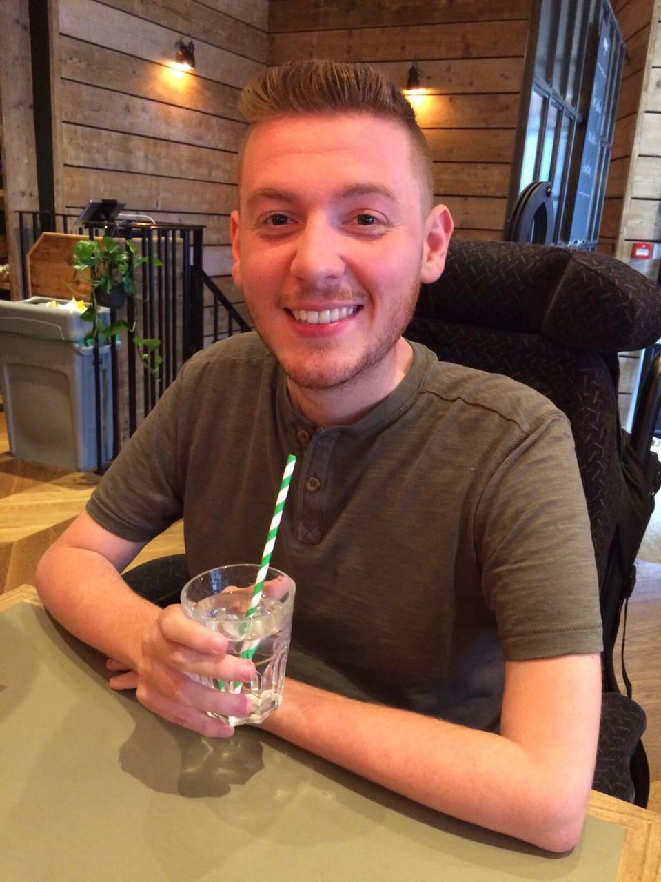 Ross in London