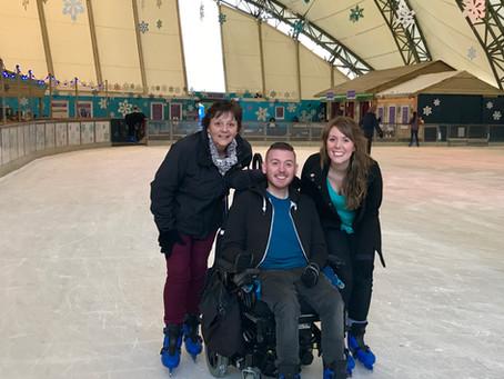Wheelchair Skating ★★★★★