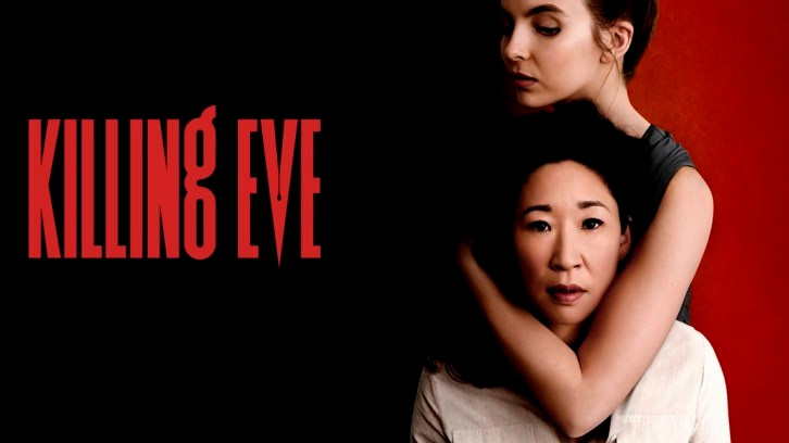 The 'Killing Eve' poster