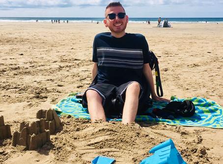 Beach Day ~ easyTravelseat