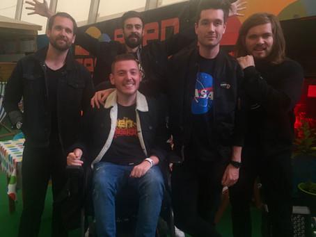 Backstage with Bastille - Eden Sessions 2017