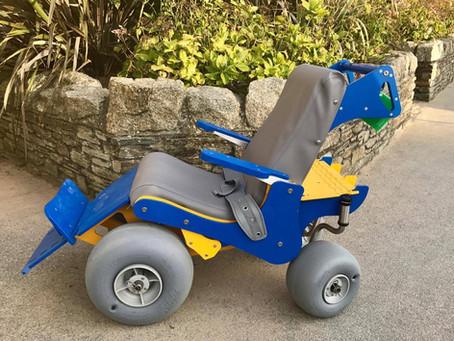 NEW Beach Wheelchair Prototypes★★✩✩✩