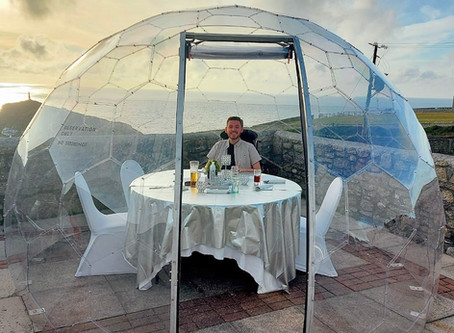 Dining in the Dome