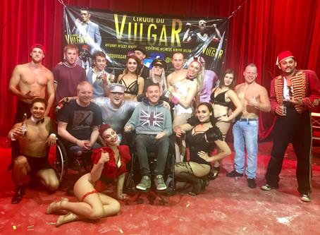 Cirque du Vulgar (18+) ★★★★★