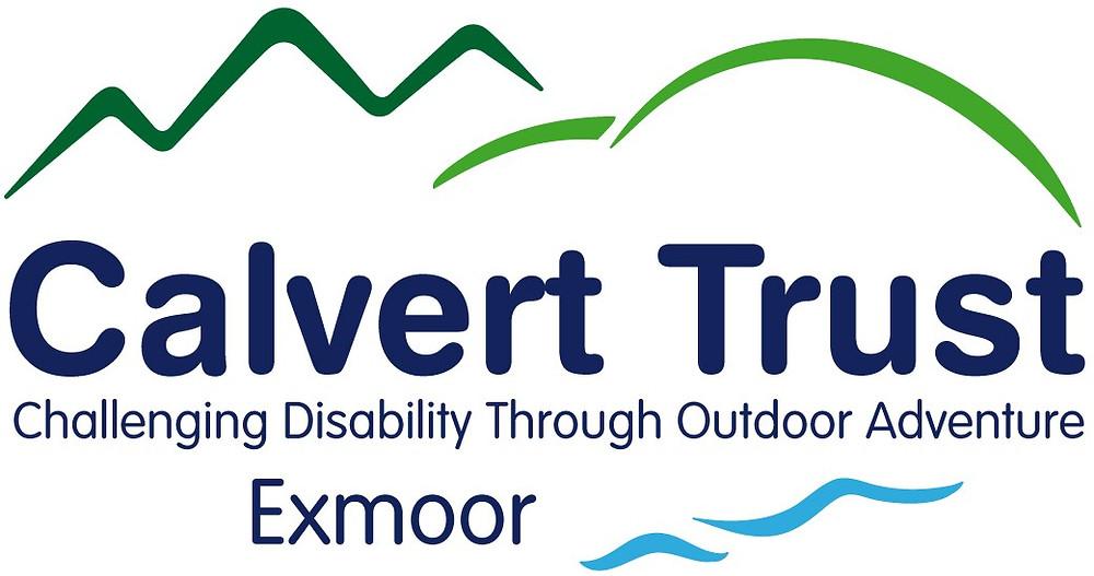 Calvert Trust logo