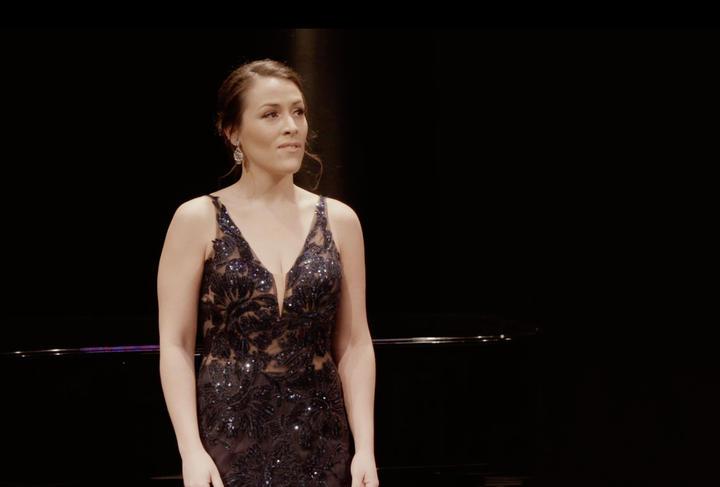 Stephanie Scuderi Solo Recital