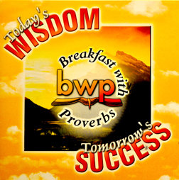 Breakfast with Proverbs CD