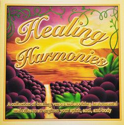 Healing Harmonies CD