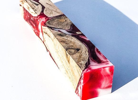 Bloc à crayon hybride-cep de vigne