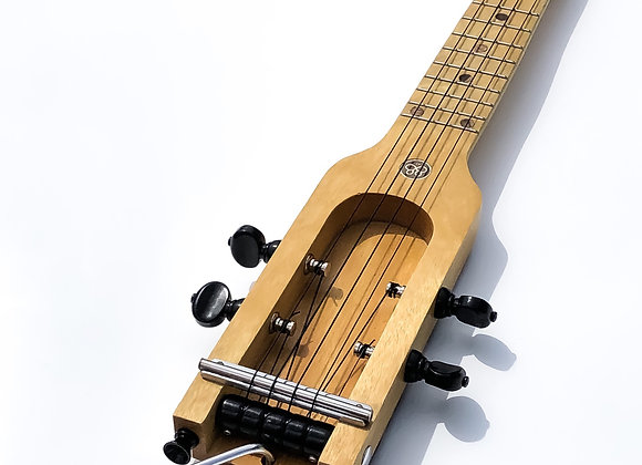 Ukulélé acoustique Pau Amarello