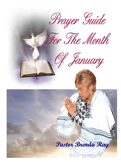 (12 Months) 2015 Prayer Guides Bundle