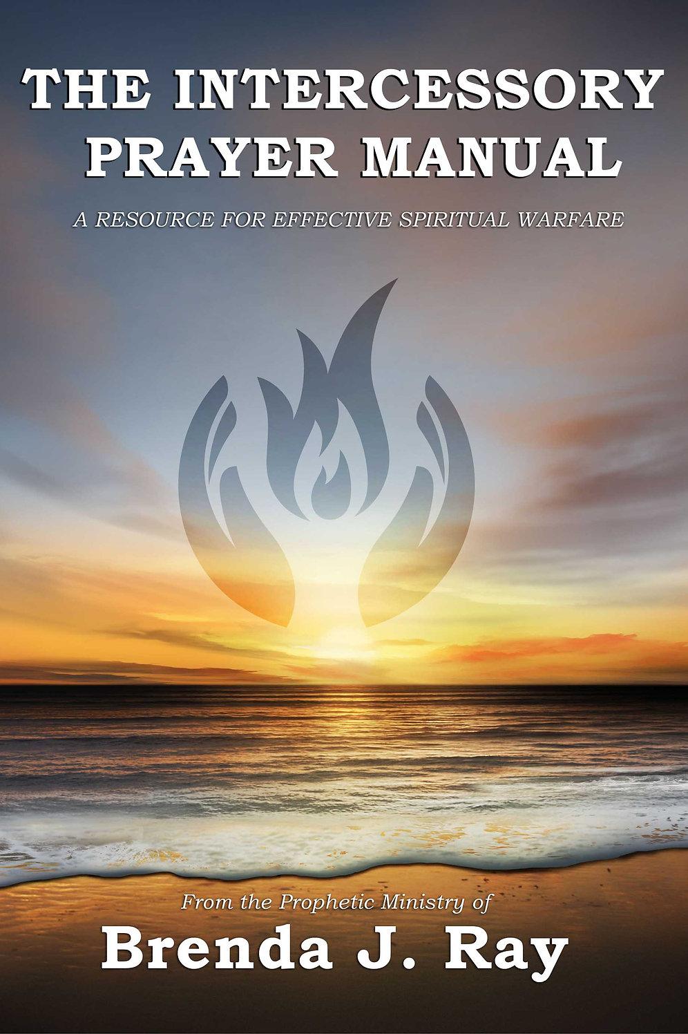 The Intercessory Prayer Manual : Digital Download
