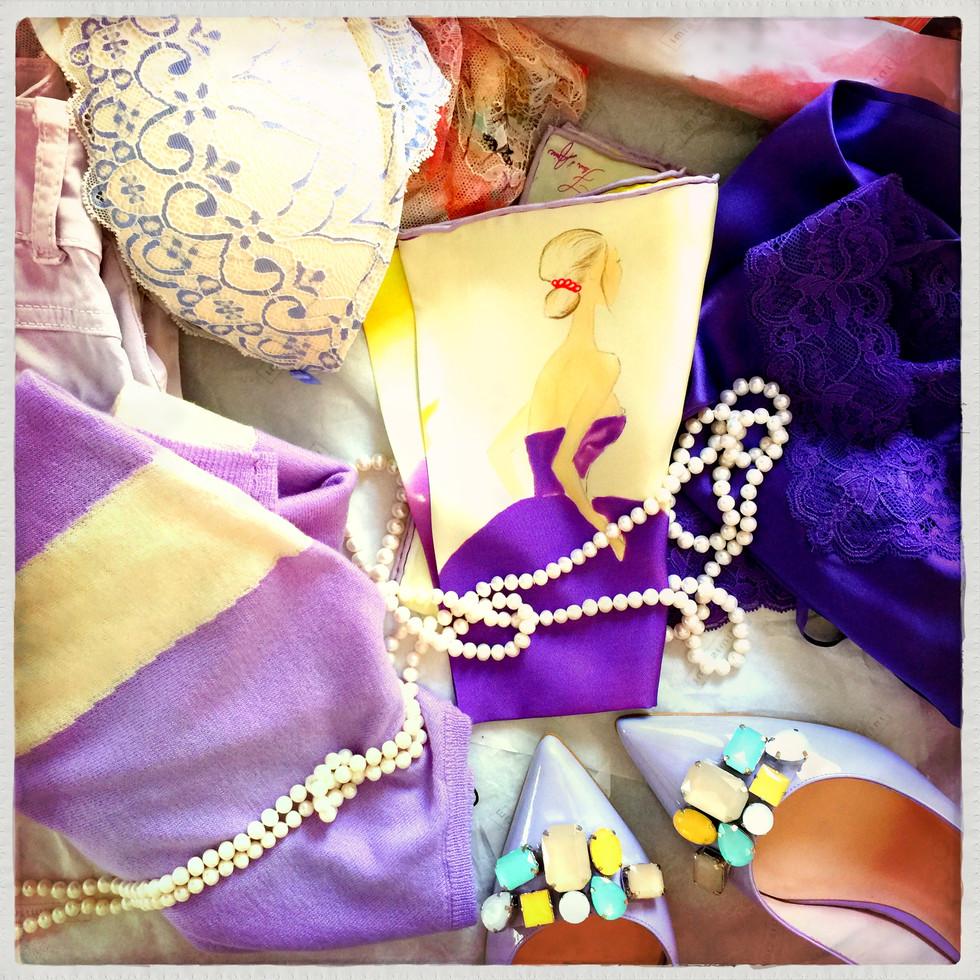 Dior Violet - Madrid