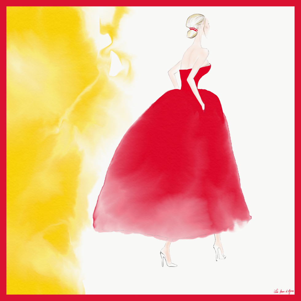 Dior Red