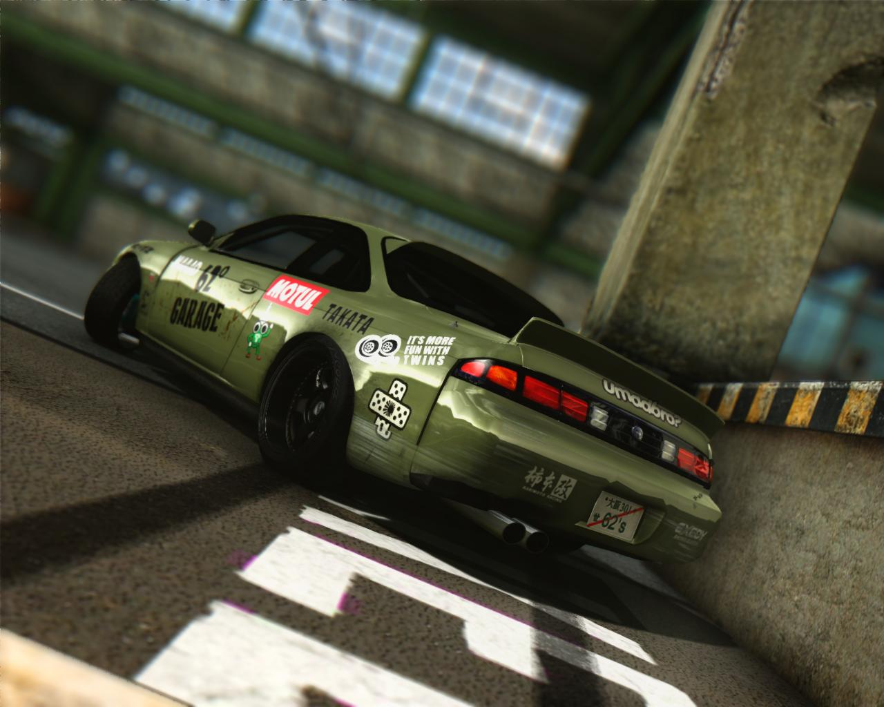 62's Garage Rfactor Drift Team