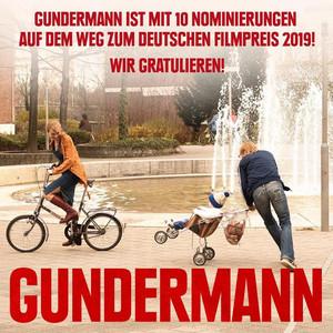 10 Nominierungen für Deutschen Filmpreis 2019 für GUNDERMANN!
