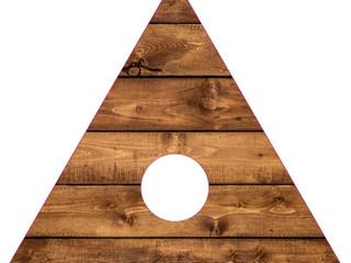 Log Cabin GLUE TRAPS for Corners | Happy Cornerz Pest Control Sticky Traps