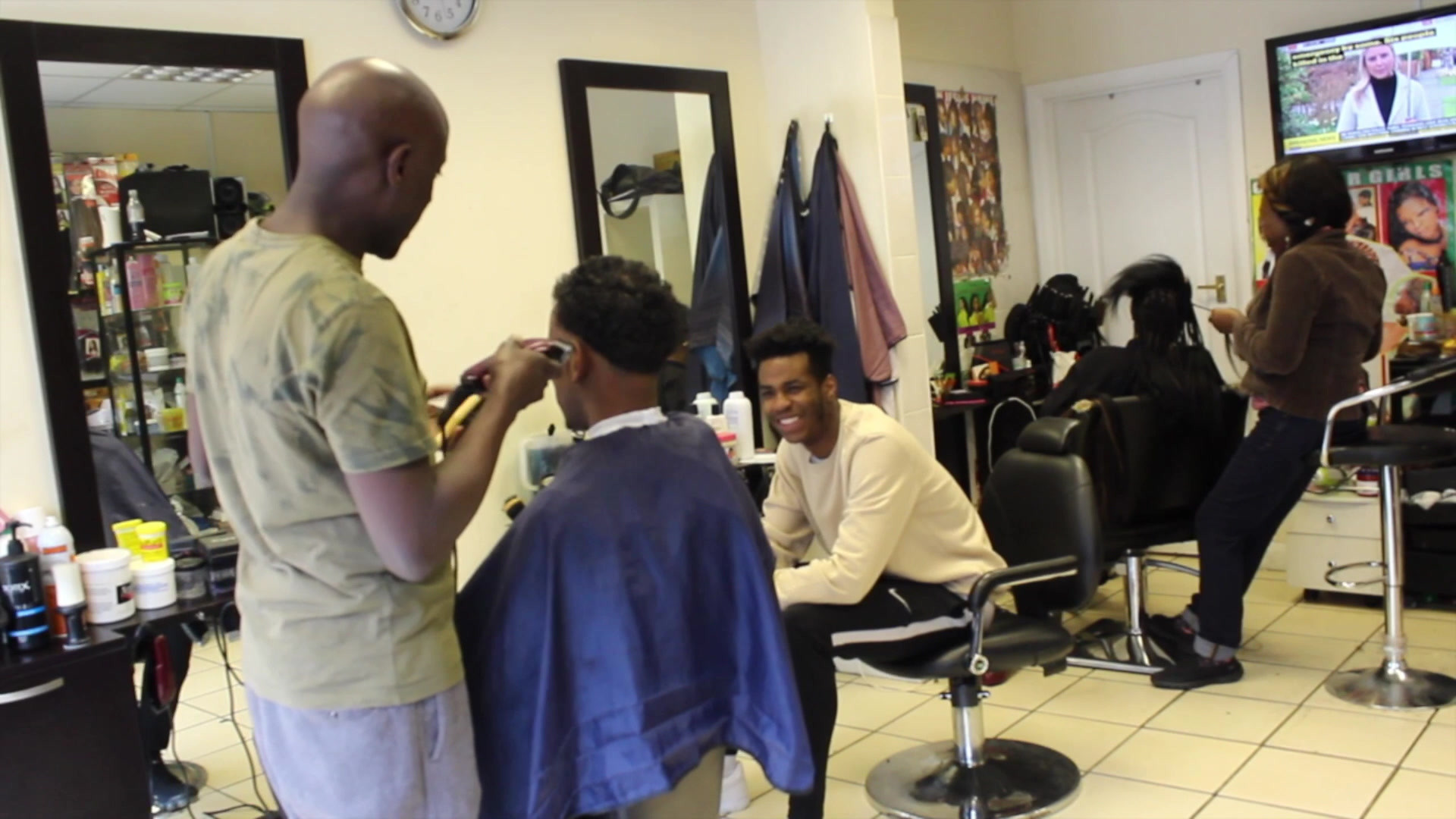 Barber Shop Discussions- 2019